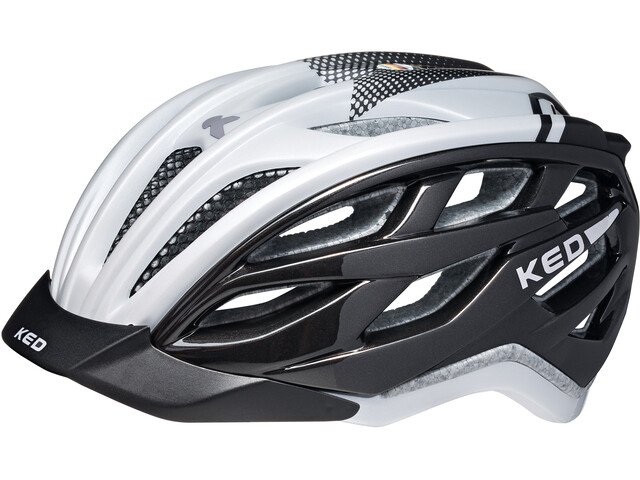 KED Xant XC Helmet White Black
